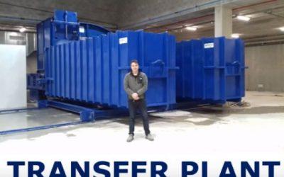Planta de Transferencia de residuos